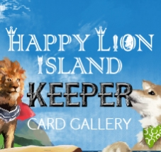 HappyLion Island Card Gallery