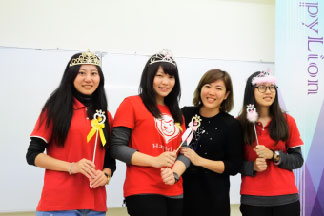 樂獅英語-得獎的老師們
